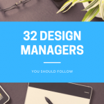 32 Inspirational Design Managers You Should Follow