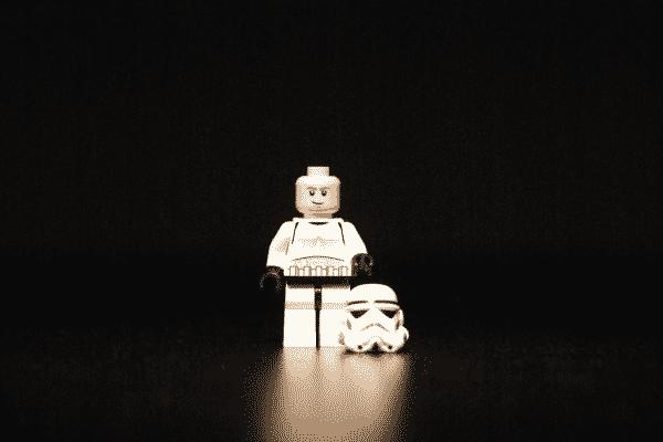 Star Wars Lego- Dark Patterns in UX