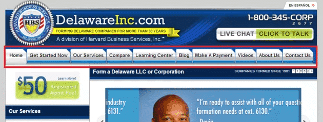 DelawareInc
