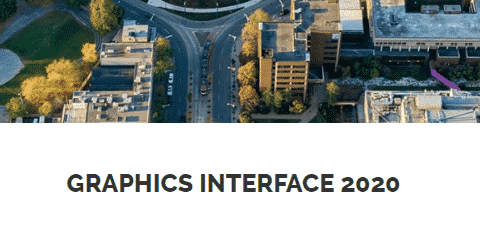 Graphics Interface 2020 (GI 2020)