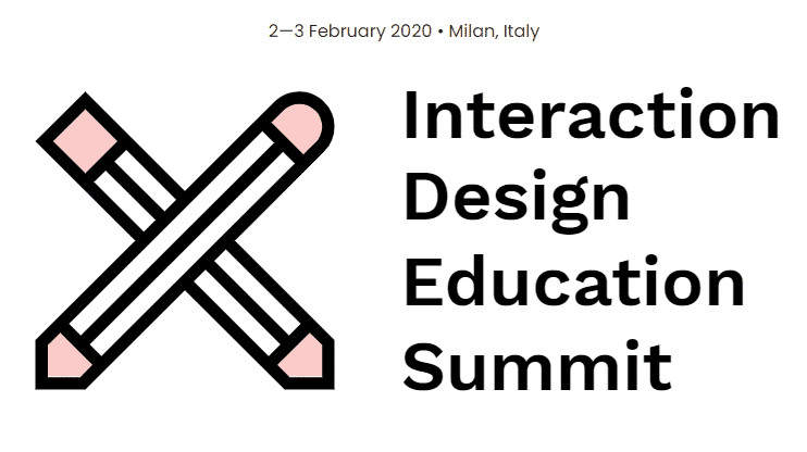 Interaction Design Education Summit 2020