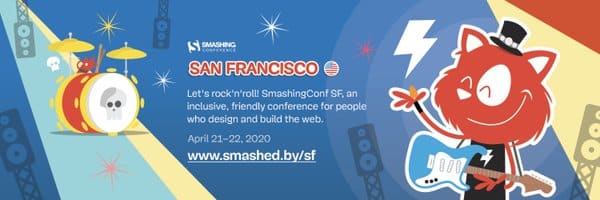 SmashingConf San Francisco 2020