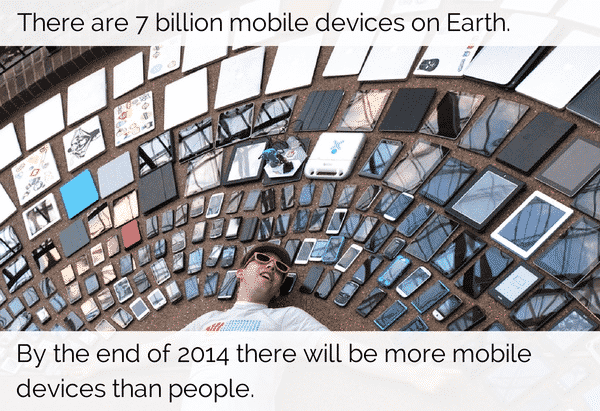 The Challenges of Mobile Testing – CISCO report stats