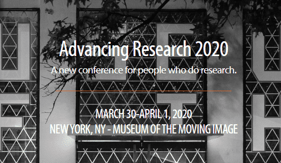 Advancing Research 2020