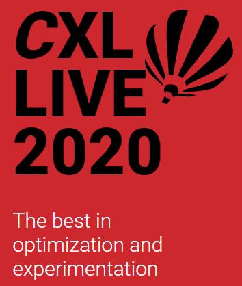 CXL Live 2020