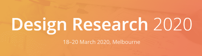 Design Research 2020