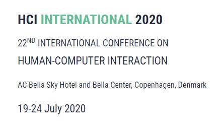 HCI International 2020