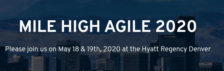 Mile High Agile