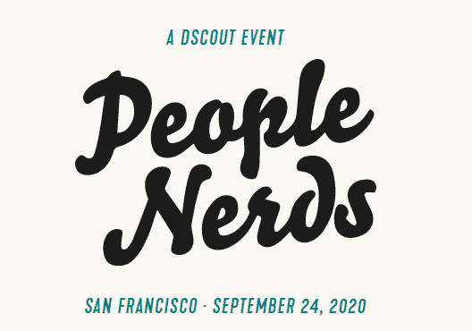 People Nerds San Francisco 2020