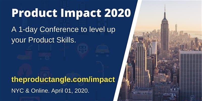 Product Impact 2020