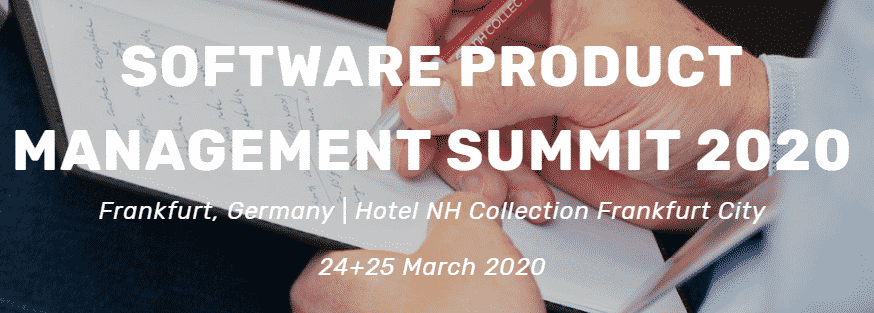Software Product Management Summit 2020