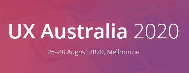 UX Australia 2020