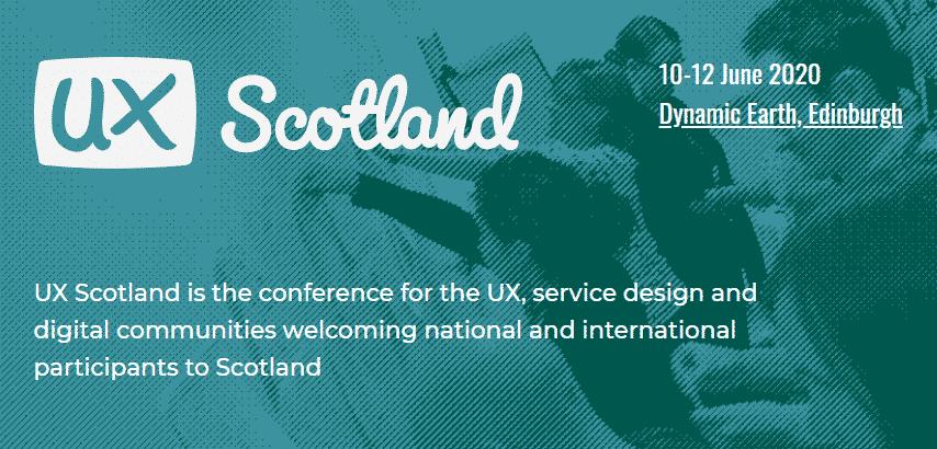 UX Scotland 2020