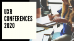 UXR Conferences in 2020