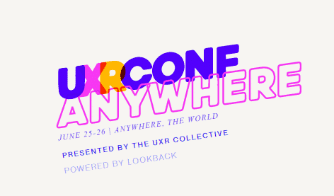 UXRConf Anywhere 2020