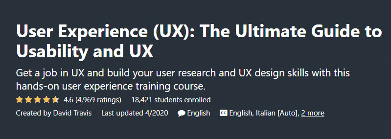 User_Experience_UX_Training_Guide_to_Usability_and_UX_Udemy