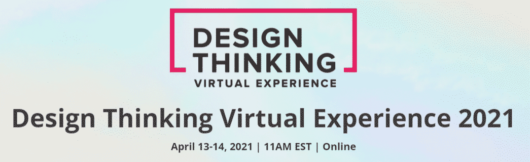 Design Thinking Virtual Experience 2021