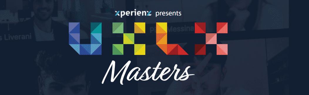 UXLx Masters Online