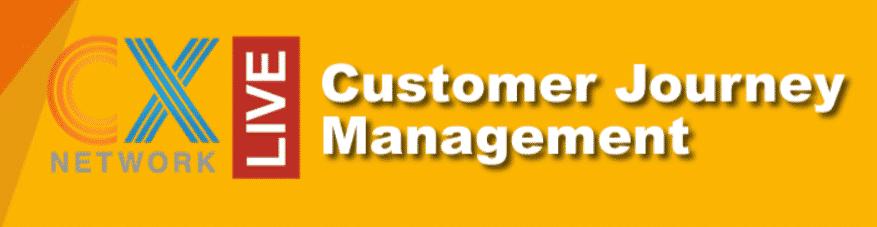 CXN Live Customer Journey Management 2021