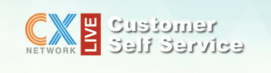 CXN Live Customer Self Service 2021
