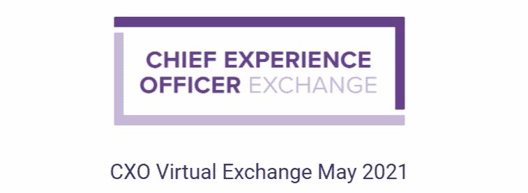 CXO Virtual Exchange 2021