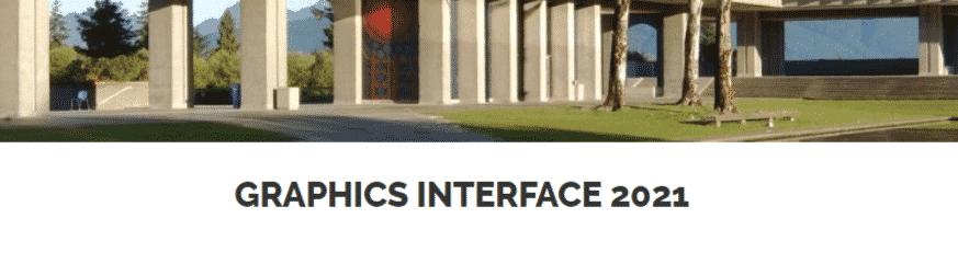 Graphics Interface 2021