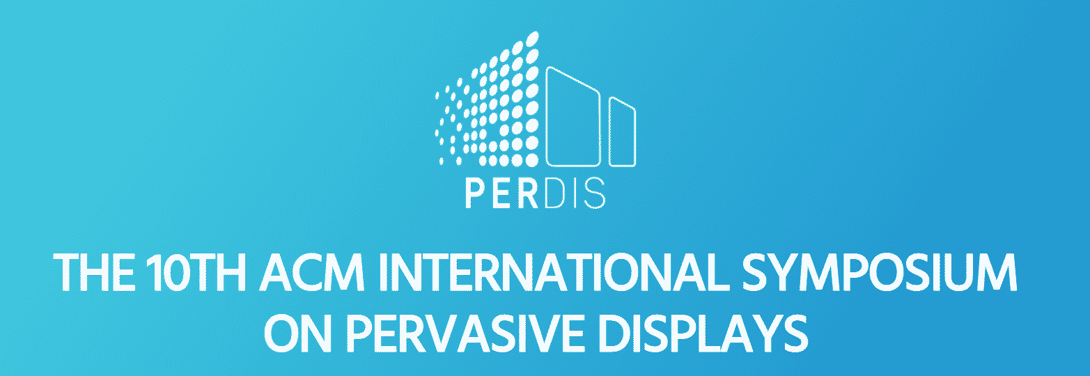 International Symposium On Pervasive Displays