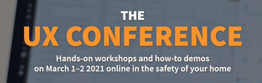 The UX Conference Online
