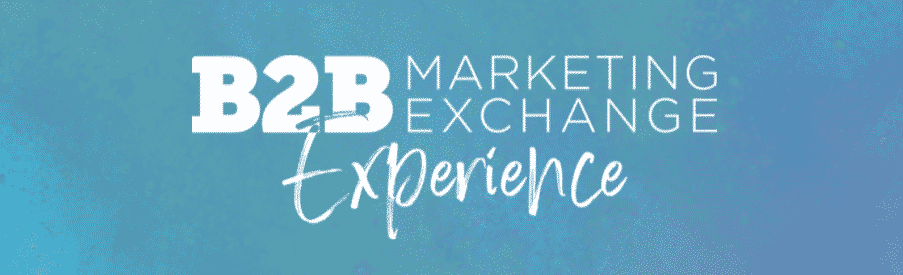 B2B Marketing Exchange Experience