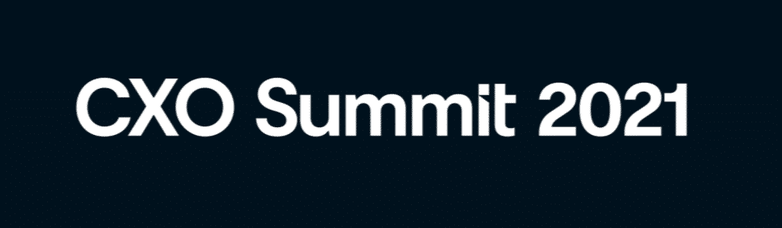 CXO Summit 2021